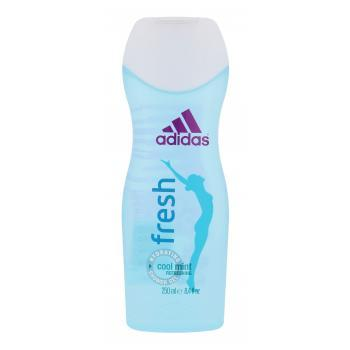 Adidas Fresh For Women Tusfürdő nőknek 250 ml
