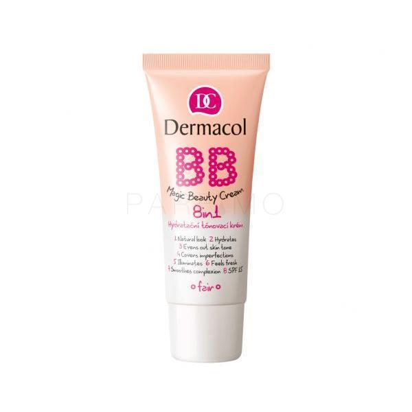 Dermacol BB Magic Beauty Cream SPF15 BB krém pro ženy 30